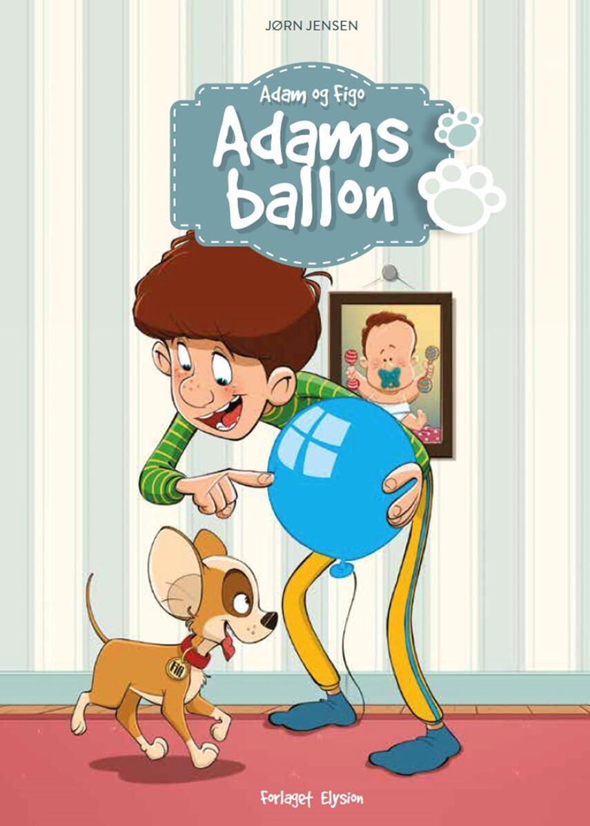 Jørn Jensen (f. 1946): Adams ballon