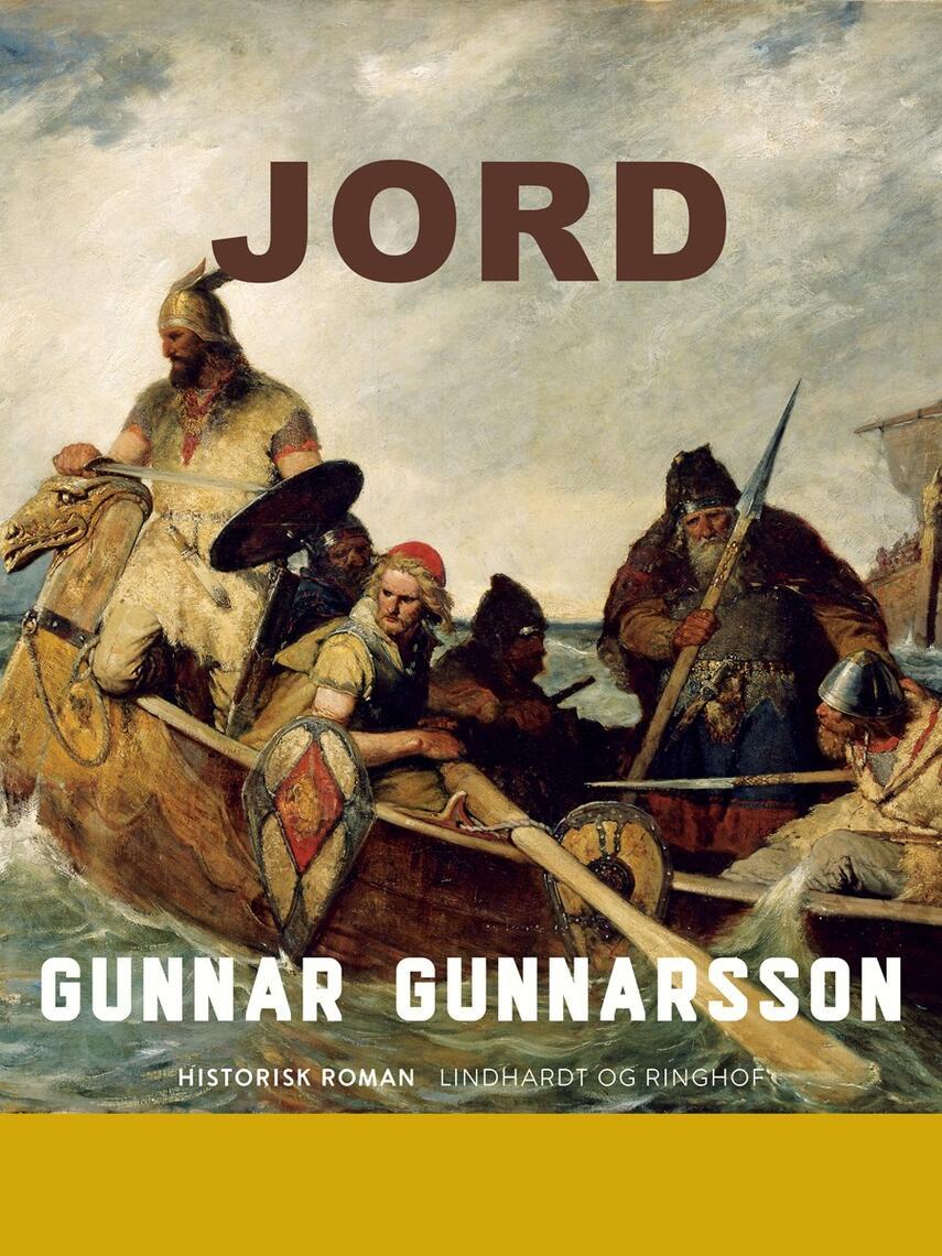 Gunnar Gunnarsson (f. 1889): Jord
