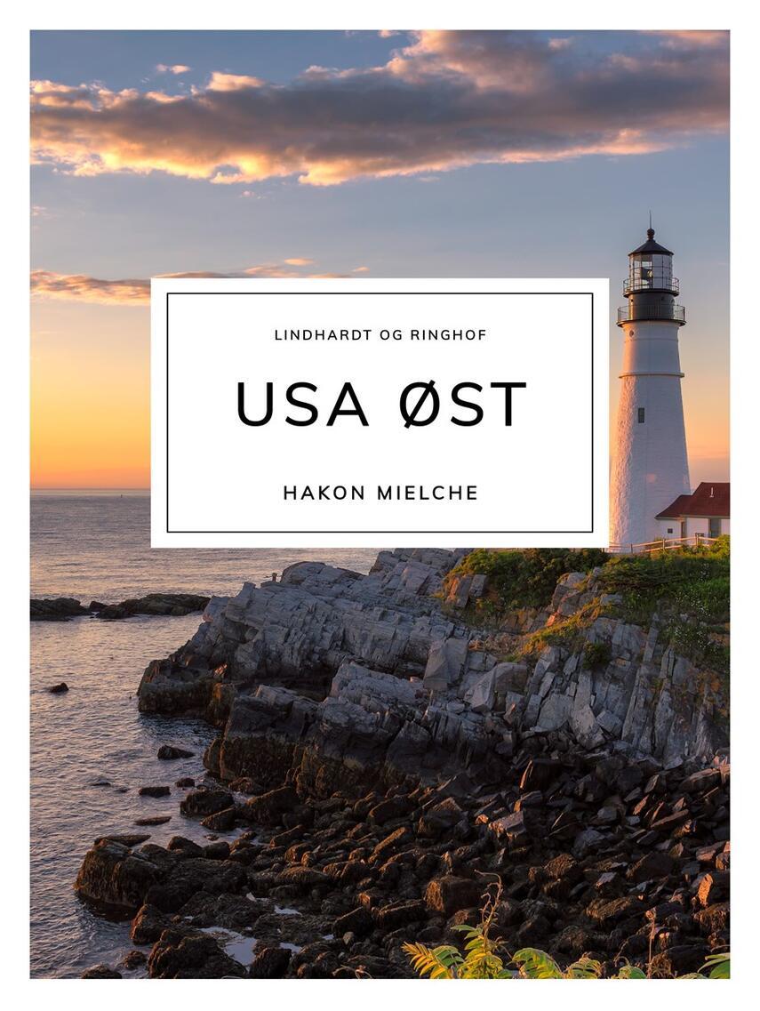 Hakon Mielche: USA - øst