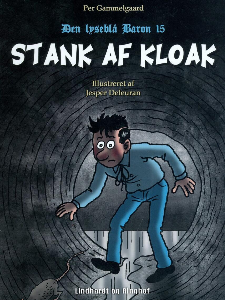 Per Gammelgaard: Stank af kloak