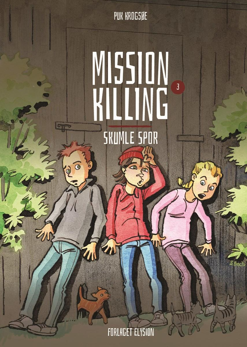 Puk Krogsøe: Mission killing