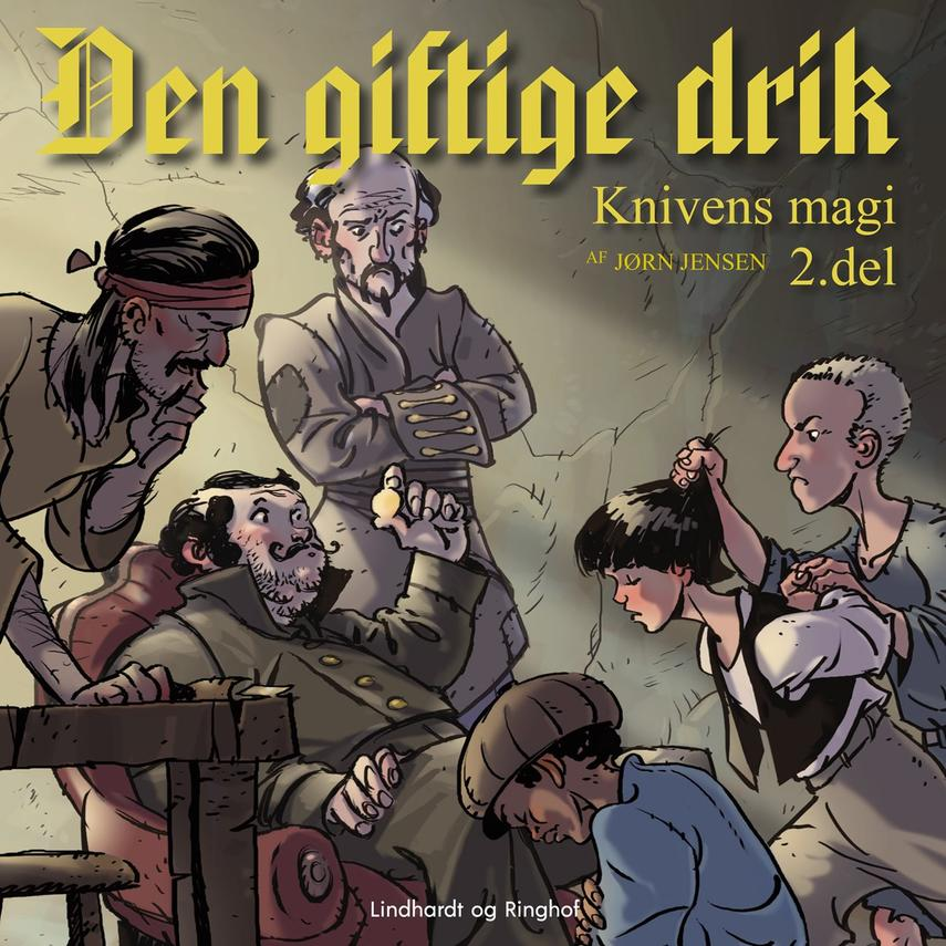 Jørn Jensen (f. 1946): Den giftige drik