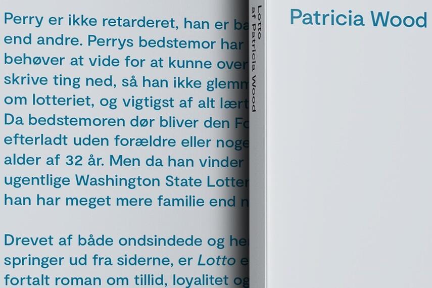 Patricia Wood: Lotto