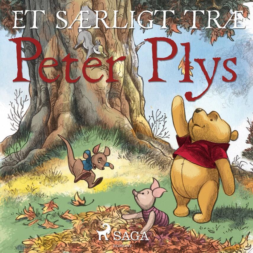: Disneys Peter Plys - et særligt træ