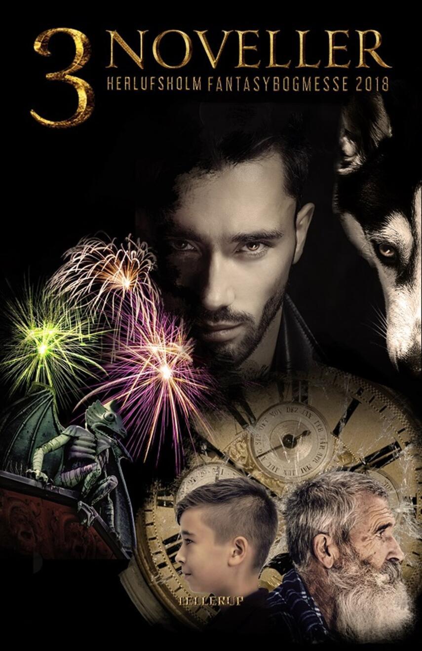 : Herlufsholm Fantasybogmesse 2018 : 3 noveller