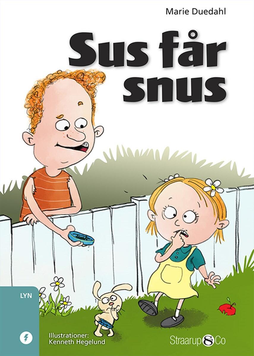 Marie Duedahl: Sus får snus
