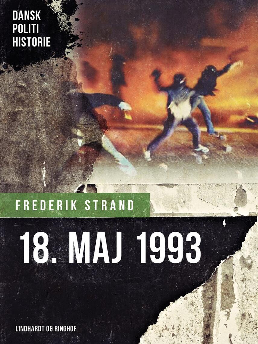 Frederik Strand: 18. maj 1993