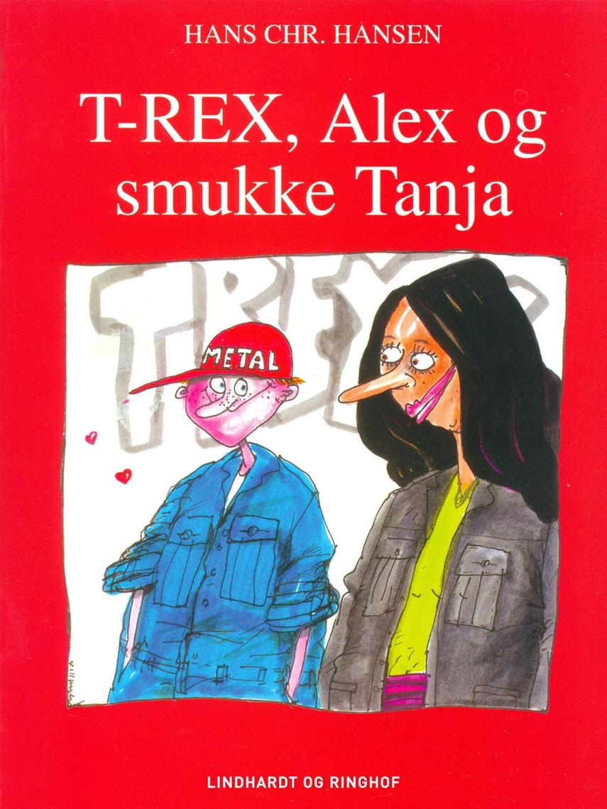 Hans Chr. Hansen (f. 1949): T-Rex, Alex og smukke Tanja