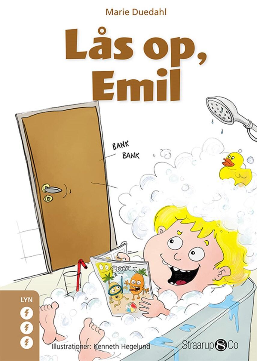 Marie Duedahl: Lås op, Emil
