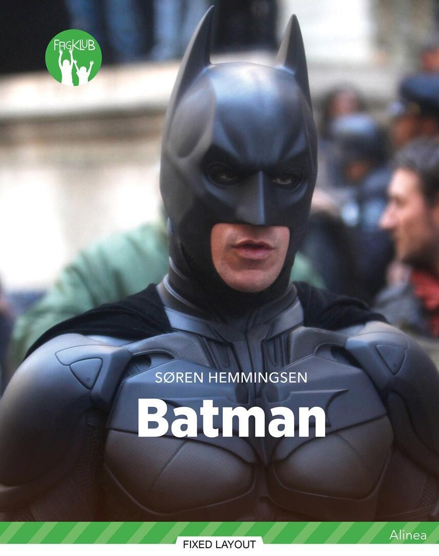 Søren Hemmingsen: Batman