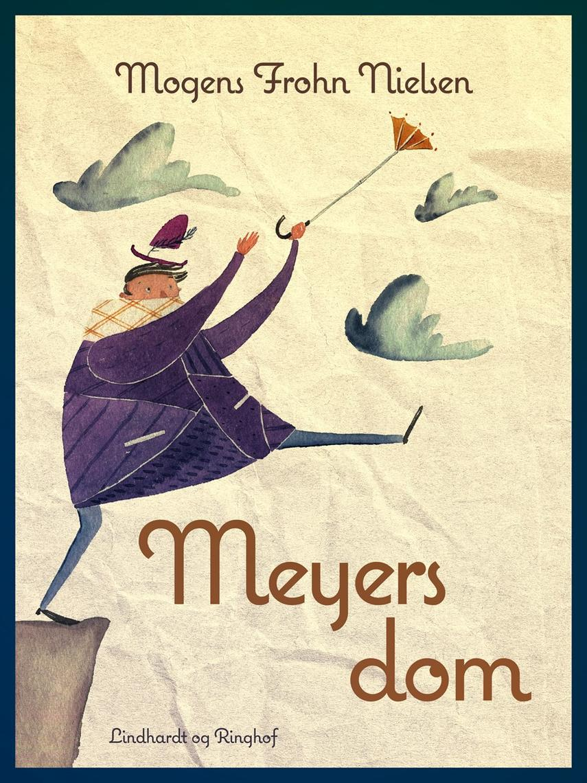 Mogens Frohn Nielsen: Meyers dom : roman