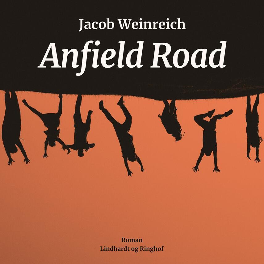 Jacob Weinreich: Anfield Road : roman