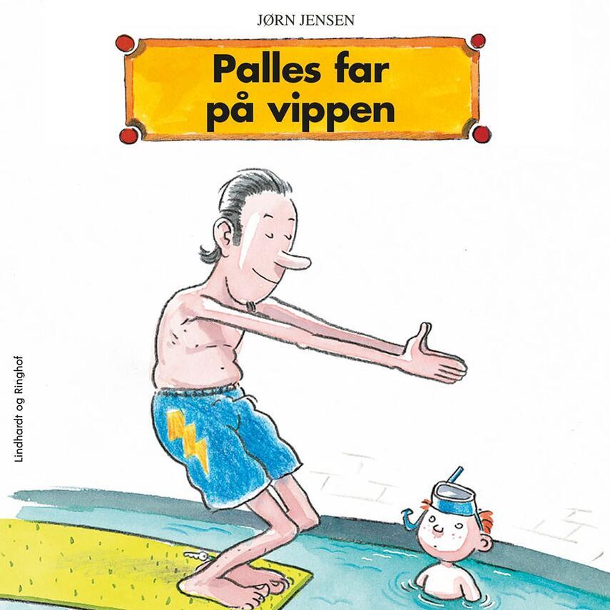 Jørn Jensen (f. 1946): Palles far på vippen