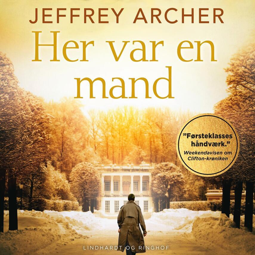 Jeffrey Archer: Her var en mand