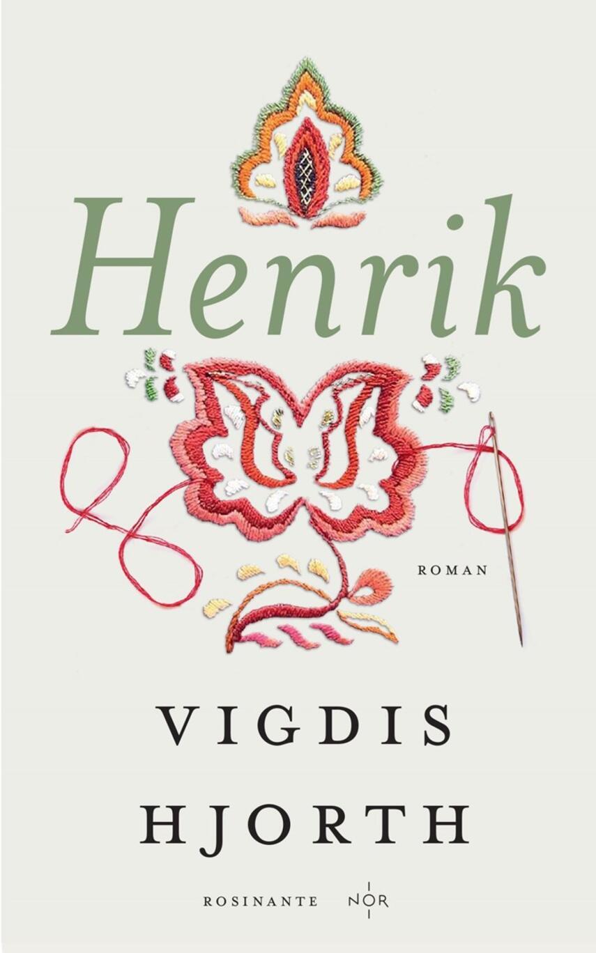 Vigdis Hjorth: Henrik : roman