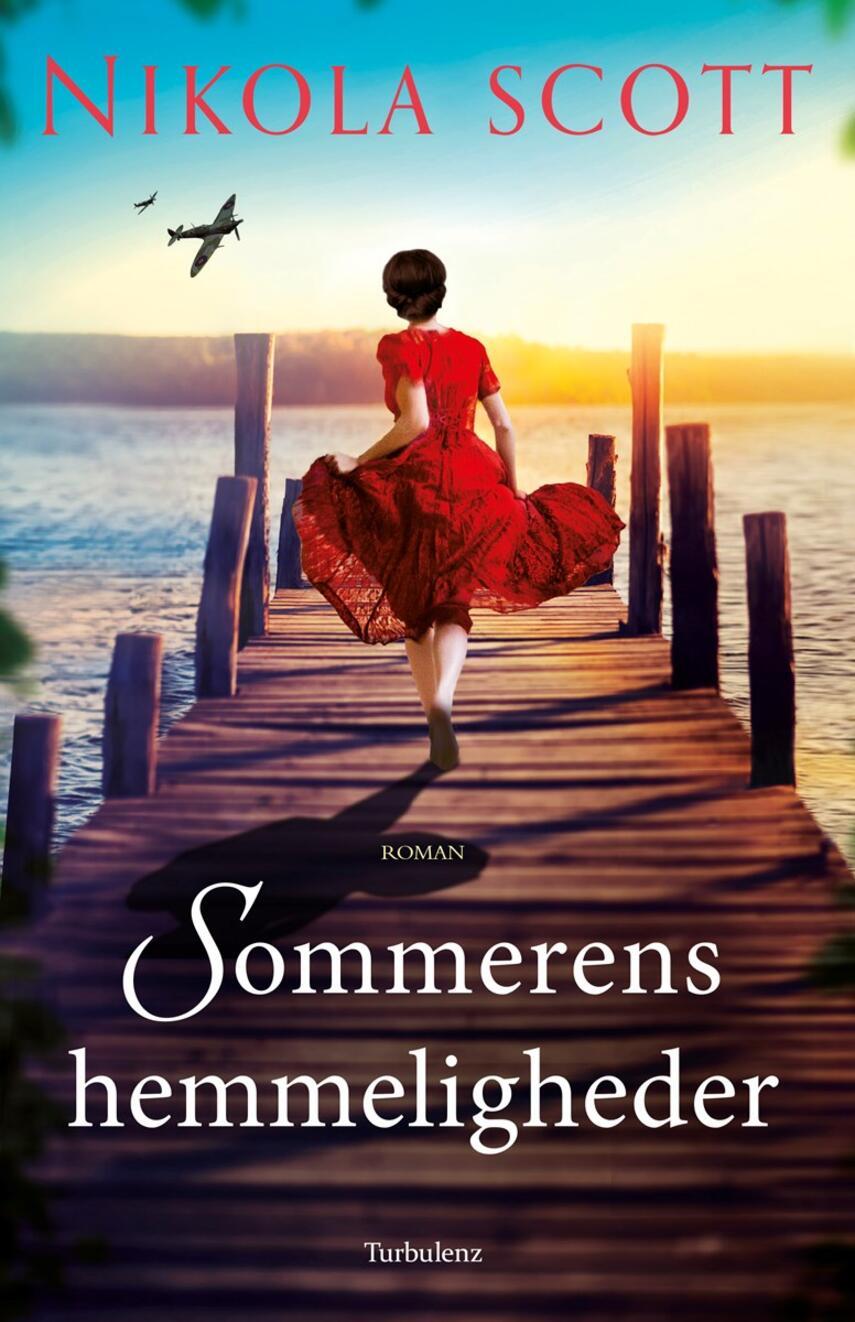 Nikola Scott: Sommerens hemmeligheder : roman