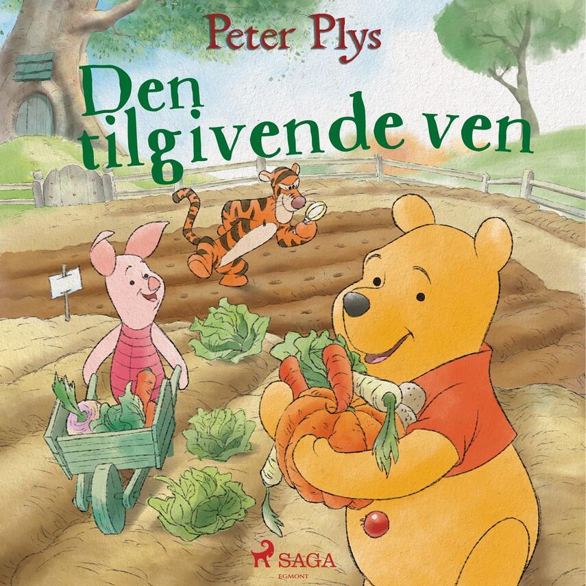 : Disneys Peter Plys - den tilgivende ven