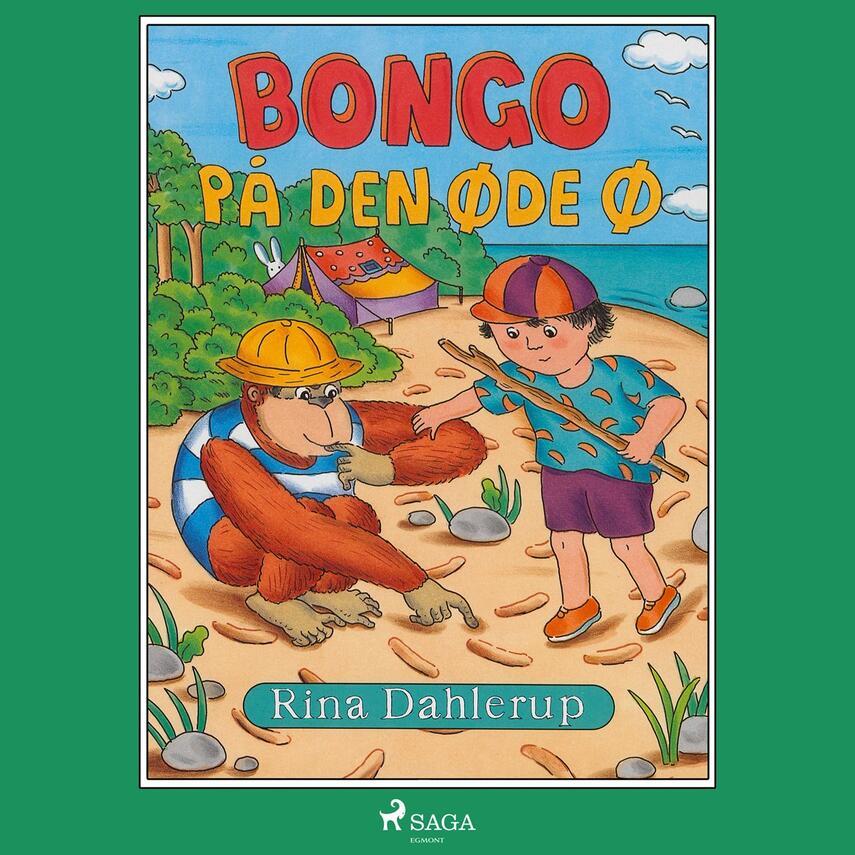 Rina Dahlerup: Bongo på den øde ø