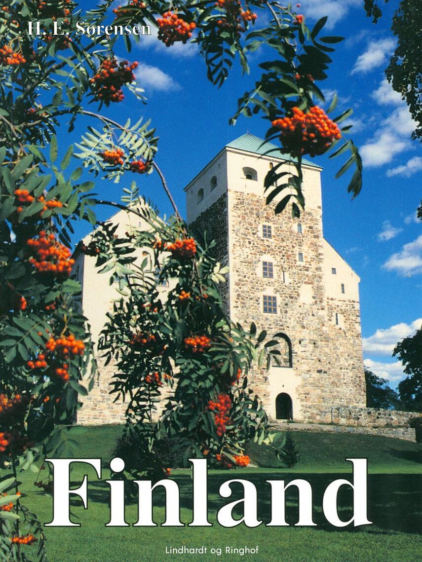 H. E. Sørensen (f. 1940): Finland : en kulturhistorisk rejse