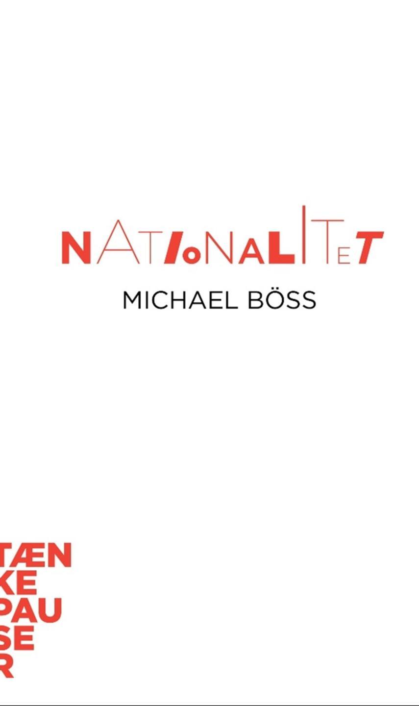 Michael Böss: Nationalitet