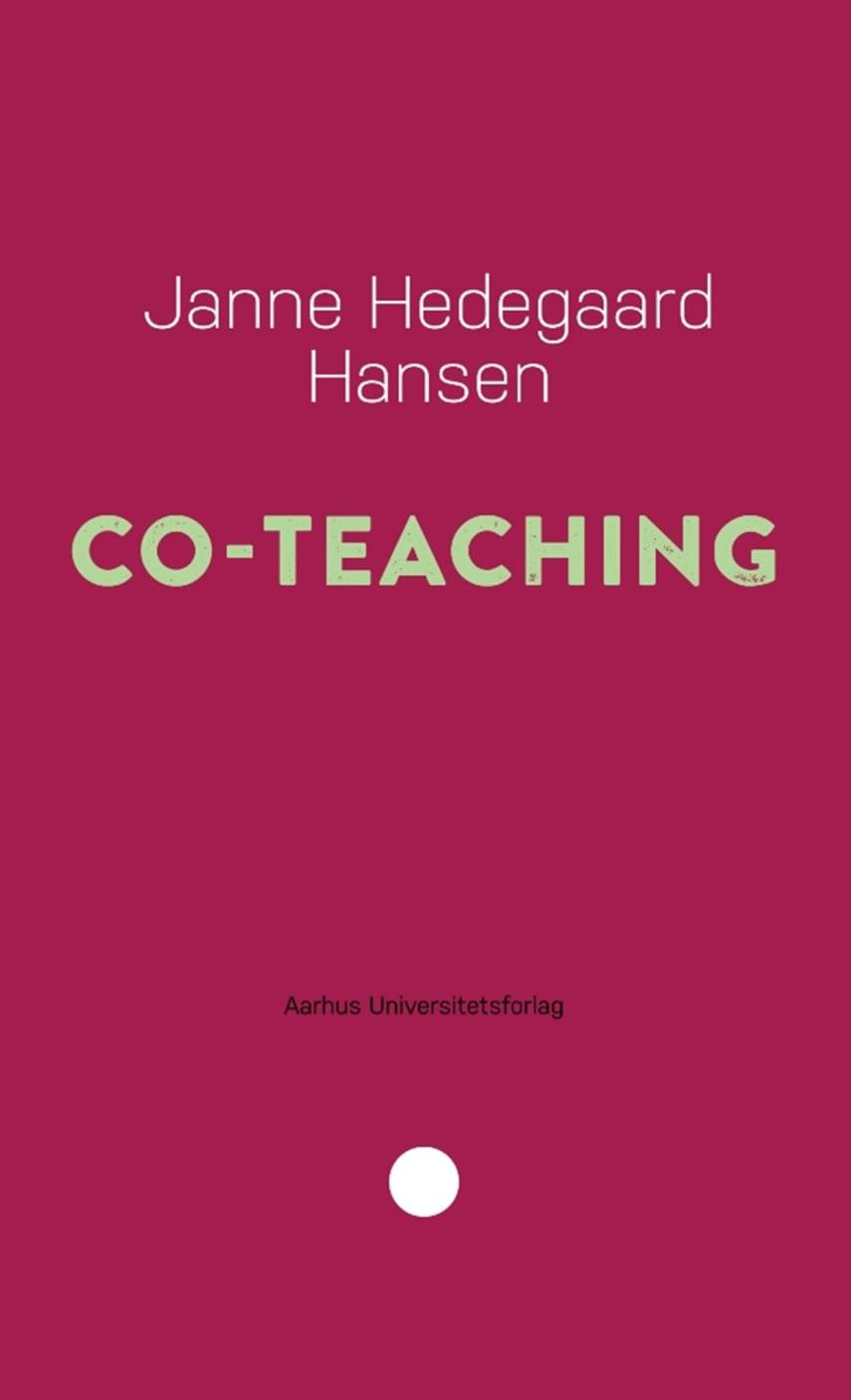 Janne Hedegaard Hansen: Co-teaching