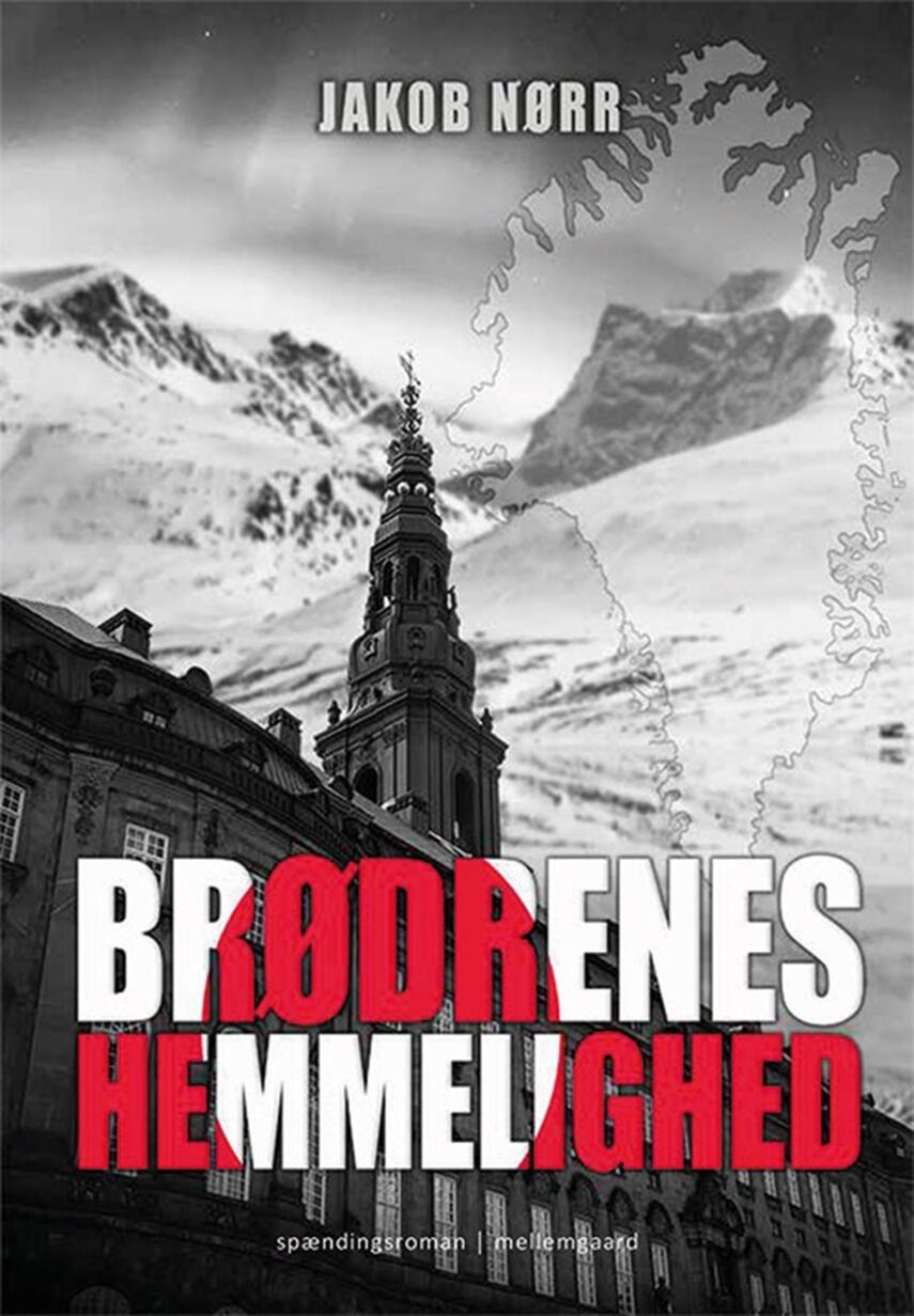 Jakob Nørr: Brødrenes hemmelighed : spændingsroman