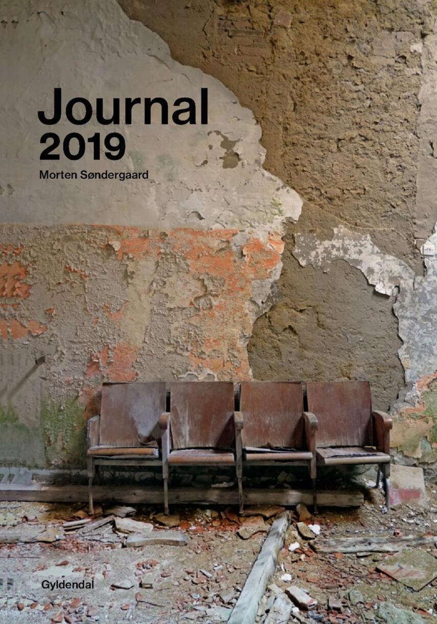 Morten Søndergaard (f. 1964): Journal 2019