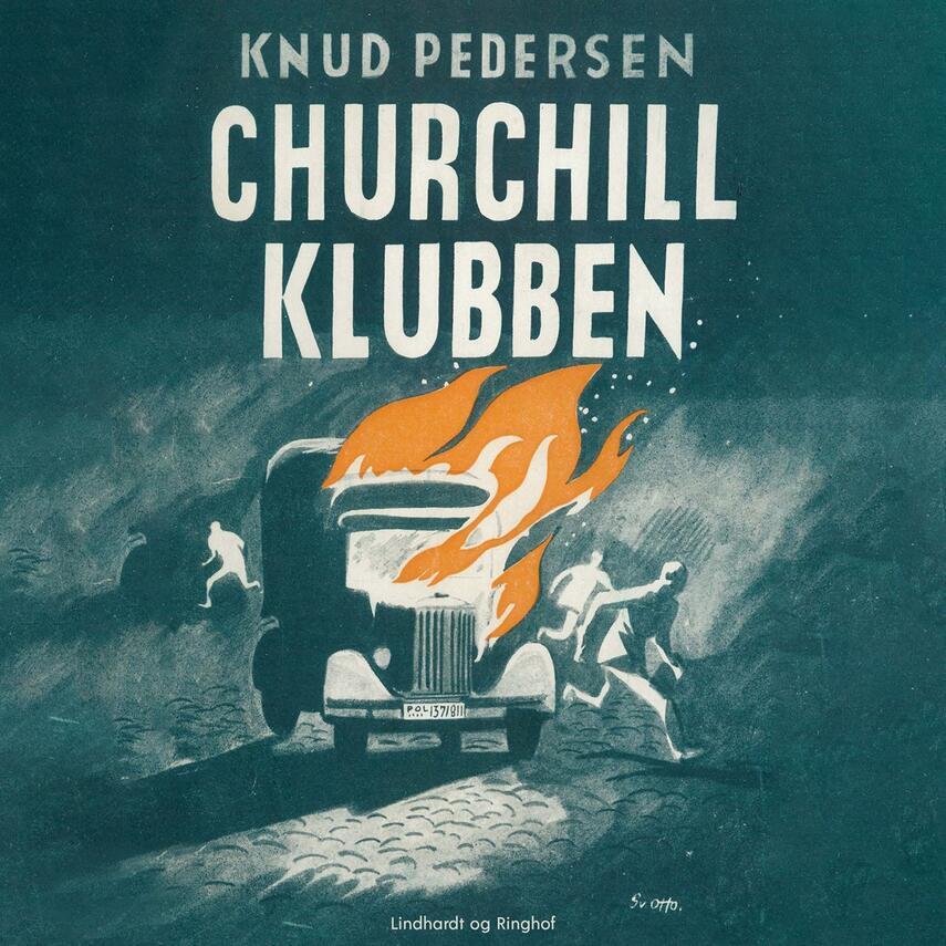Knud Pedersen (f. 1925): Churchill-klubben
