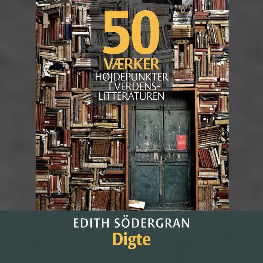 : Edith Södergran - digte