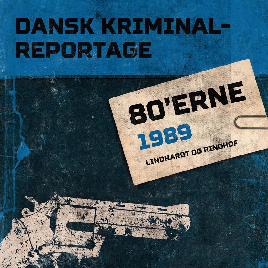 : Dansk kriminalreportage. Årgang 1980