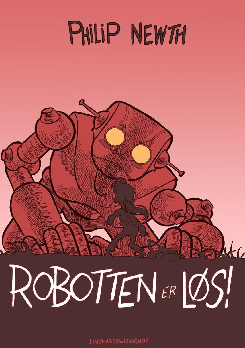 Philip Newth: Robotten er løs!