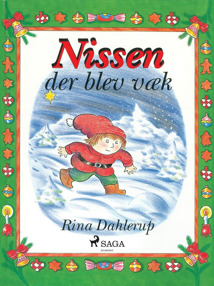 Rina Dahlerup: Nissen der blev væk