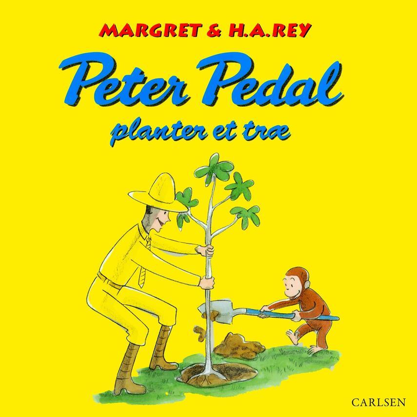 Margret Rey, H. A. Rey: Peter Pedal planter et træ