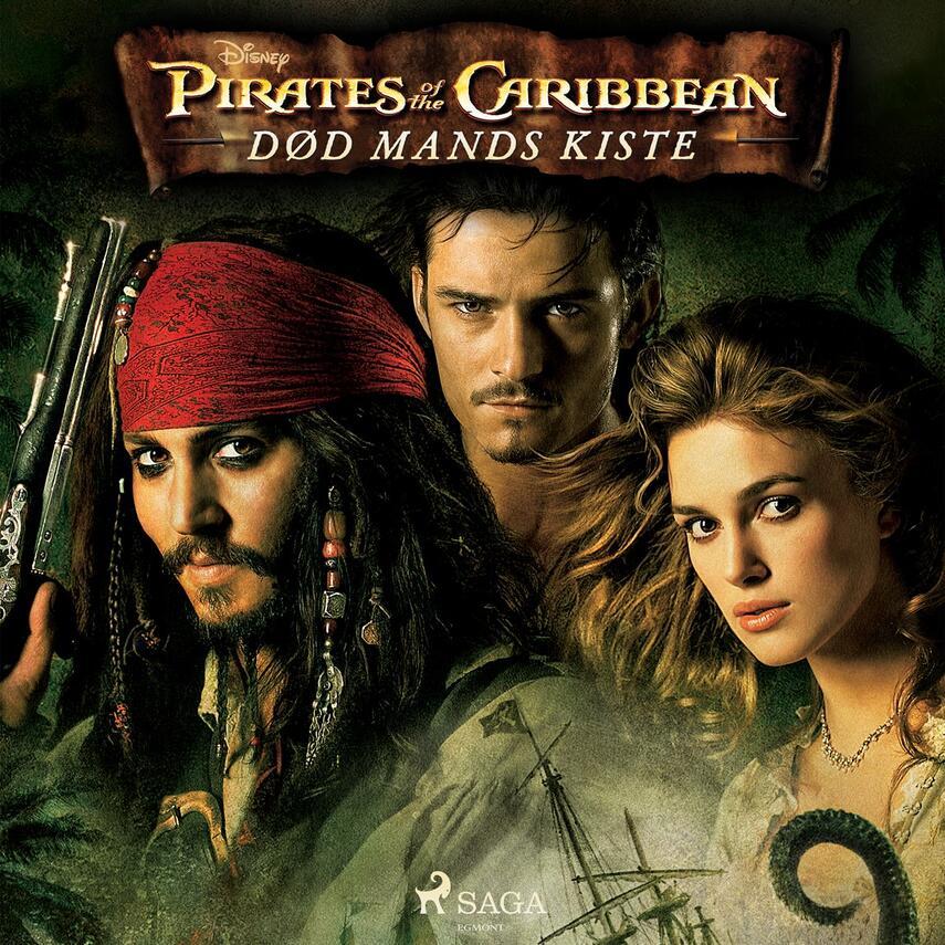 : Disney's Pirates of the Caribbean - død mands kiste