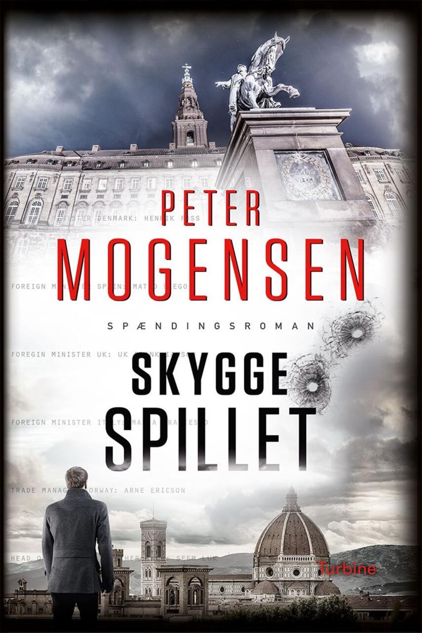 Peter Mogensen (f. 1965): Skyggespillet