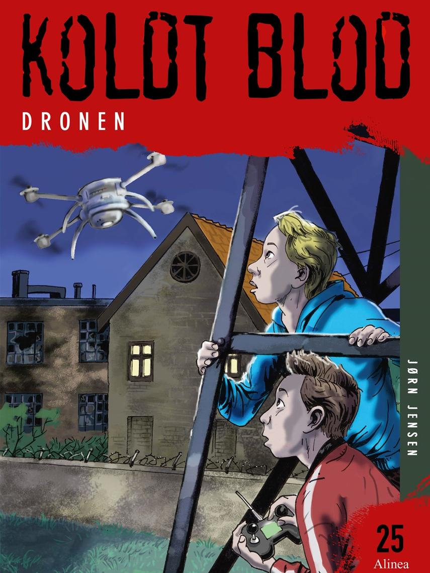 Jørn Jensen (f. 1946): Dronen
