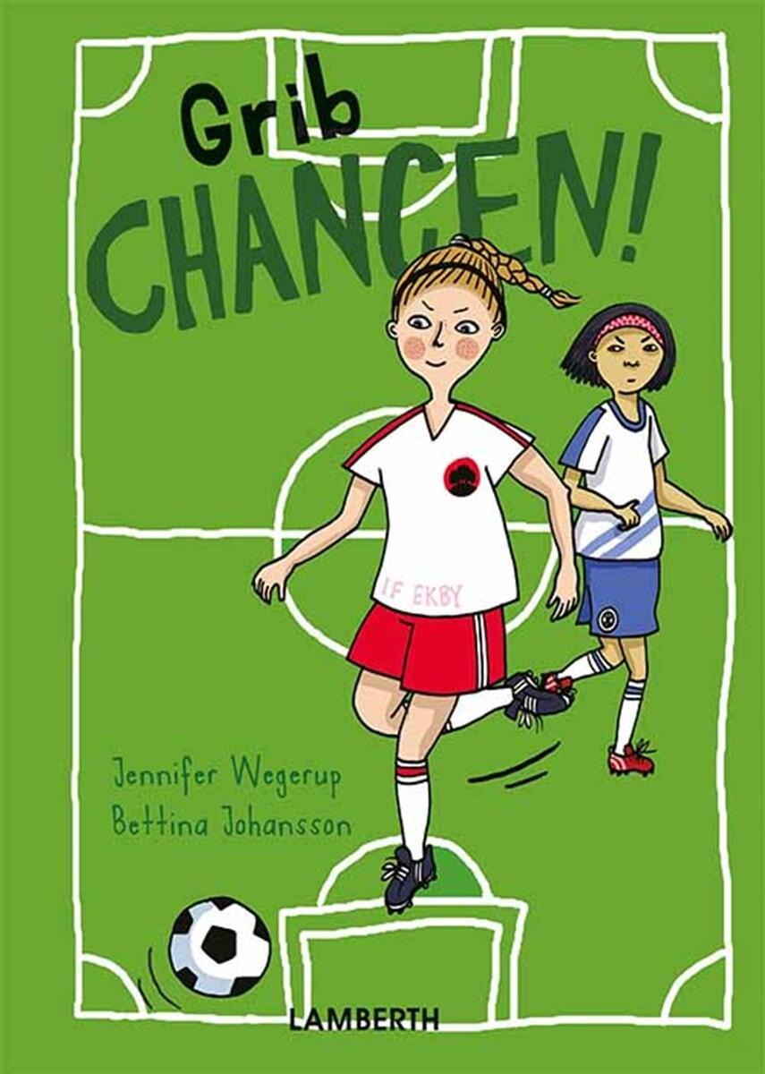 Jennifer Wegerup: Grib chancen!