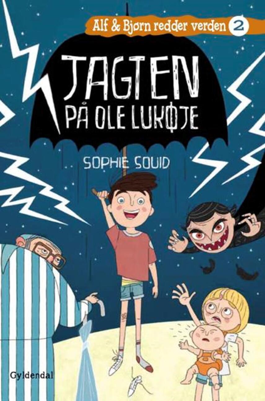 Sophie Souid: Jagten på Ole Lukøje (Ved Mads Hjulmand)