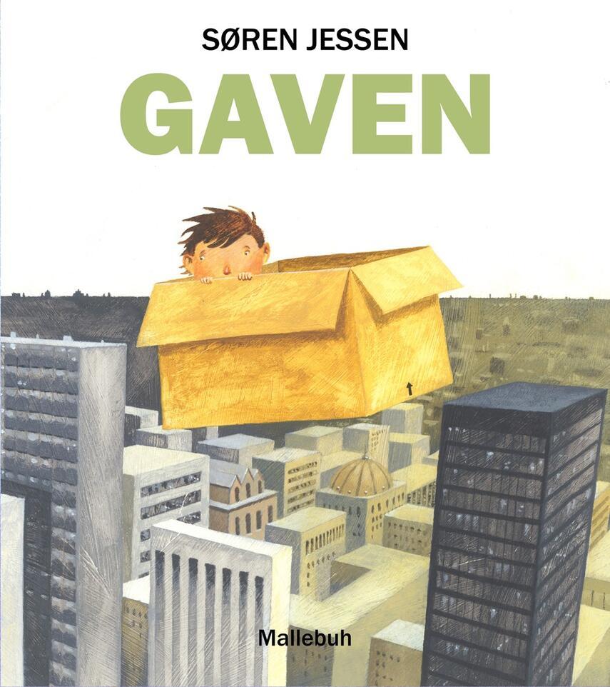 Søren Jessen (f. 1963): Gaven