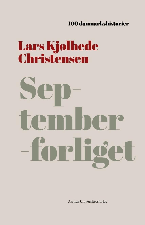 Lars Kjølhede Christensen: Septemberforliget