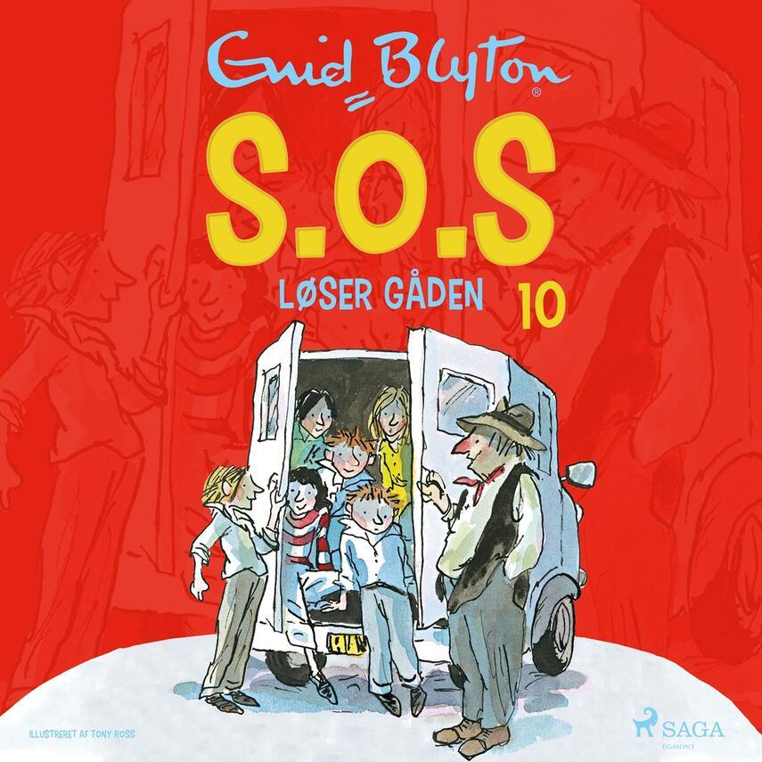 Enid Blyton: S.O.S. løser gåden