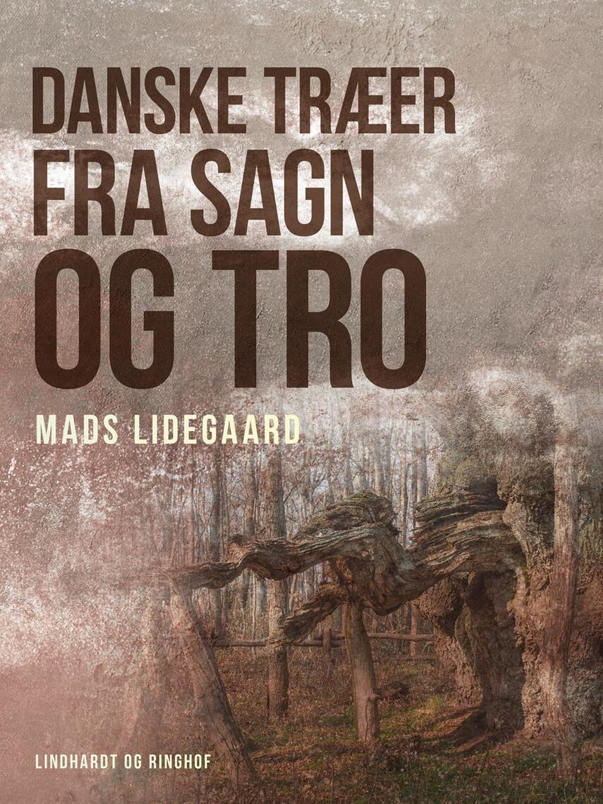 Mads Lidegaard: Danske træer fra sagn og tro