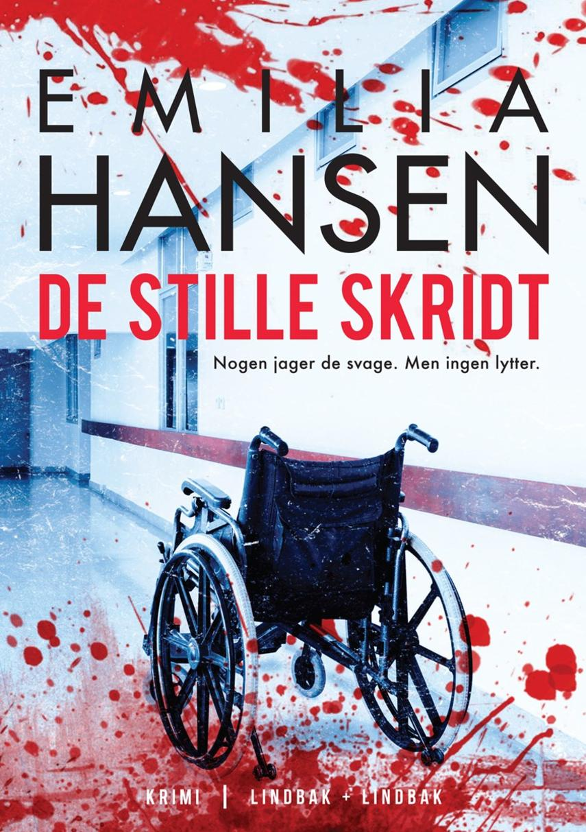 Emilia Hansen: De stille skridt : krimi