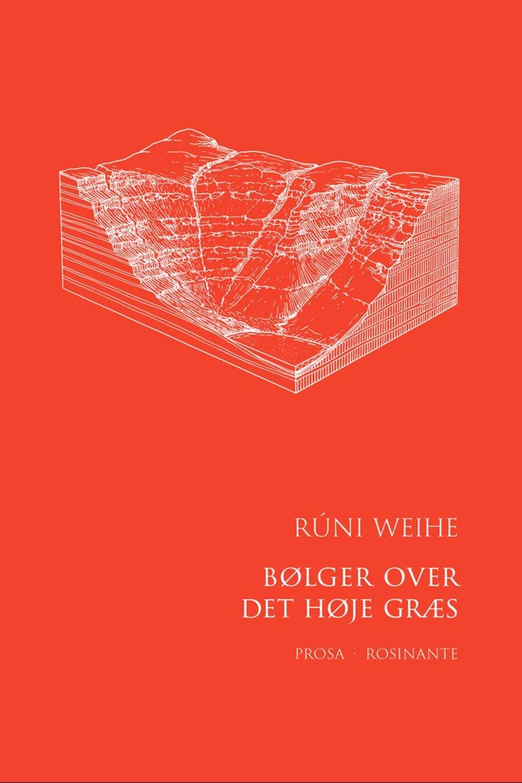 Rúni Weihe: Bølger over det høje græs : prosa