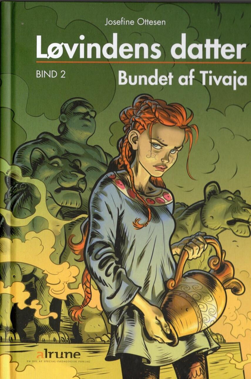 Josefine Ottesen: Bundet af Tivaja (Ved Josefine Ottesen)