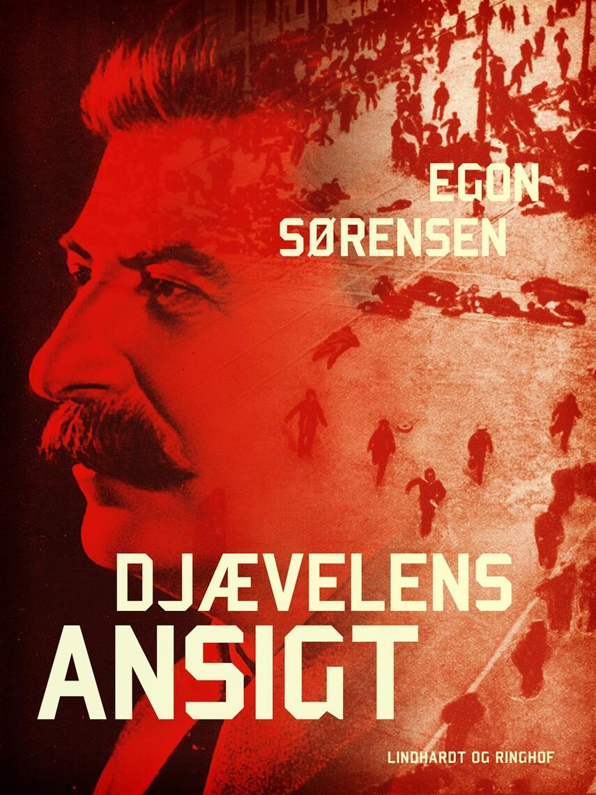 Egon Sørensen (f. 1921): Djævelens ansigt : roman fra Estland