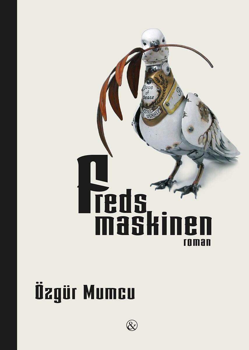 Özgür Mumcu: Fredsmaskinen