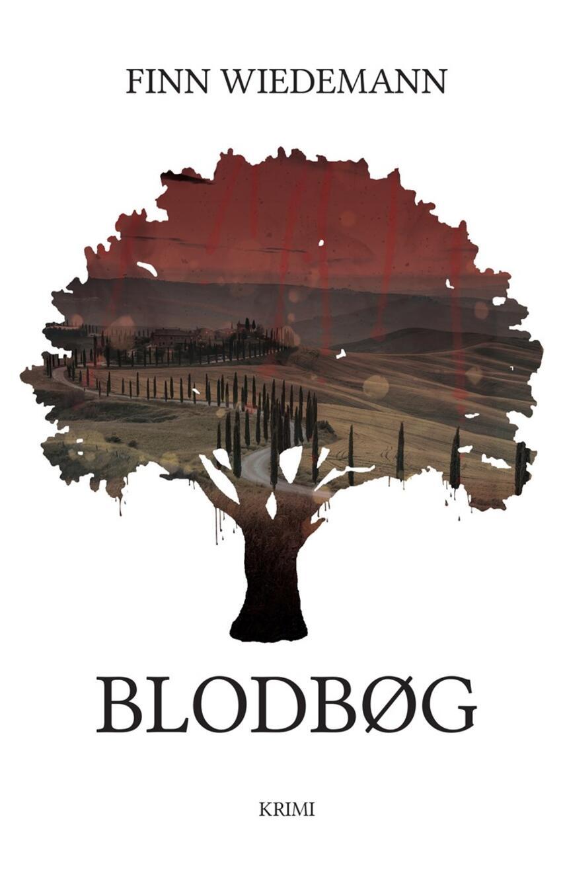 Finn Wiedemann: Blodbøg : krimi