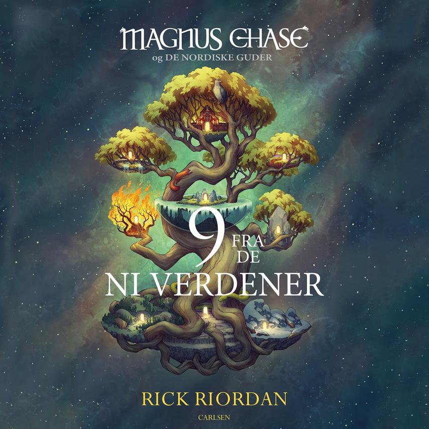 Rick Riordan: 9 fra de ni verdener