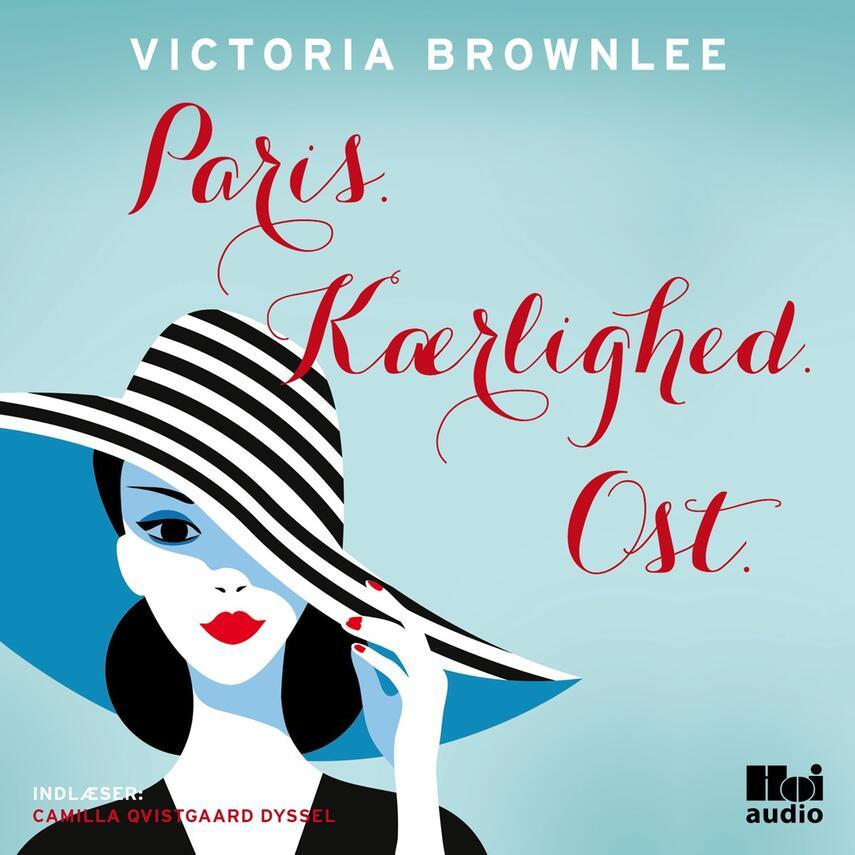 Victoria Brownlee: Paris, kærlighed, ost